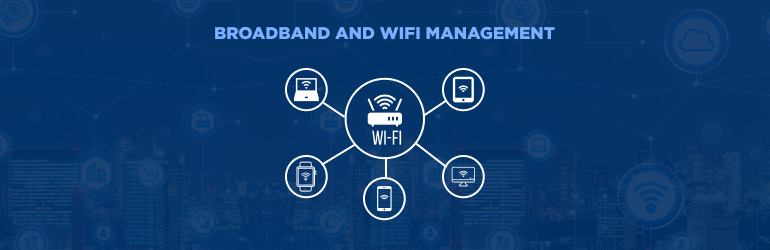 Broadband & wifi