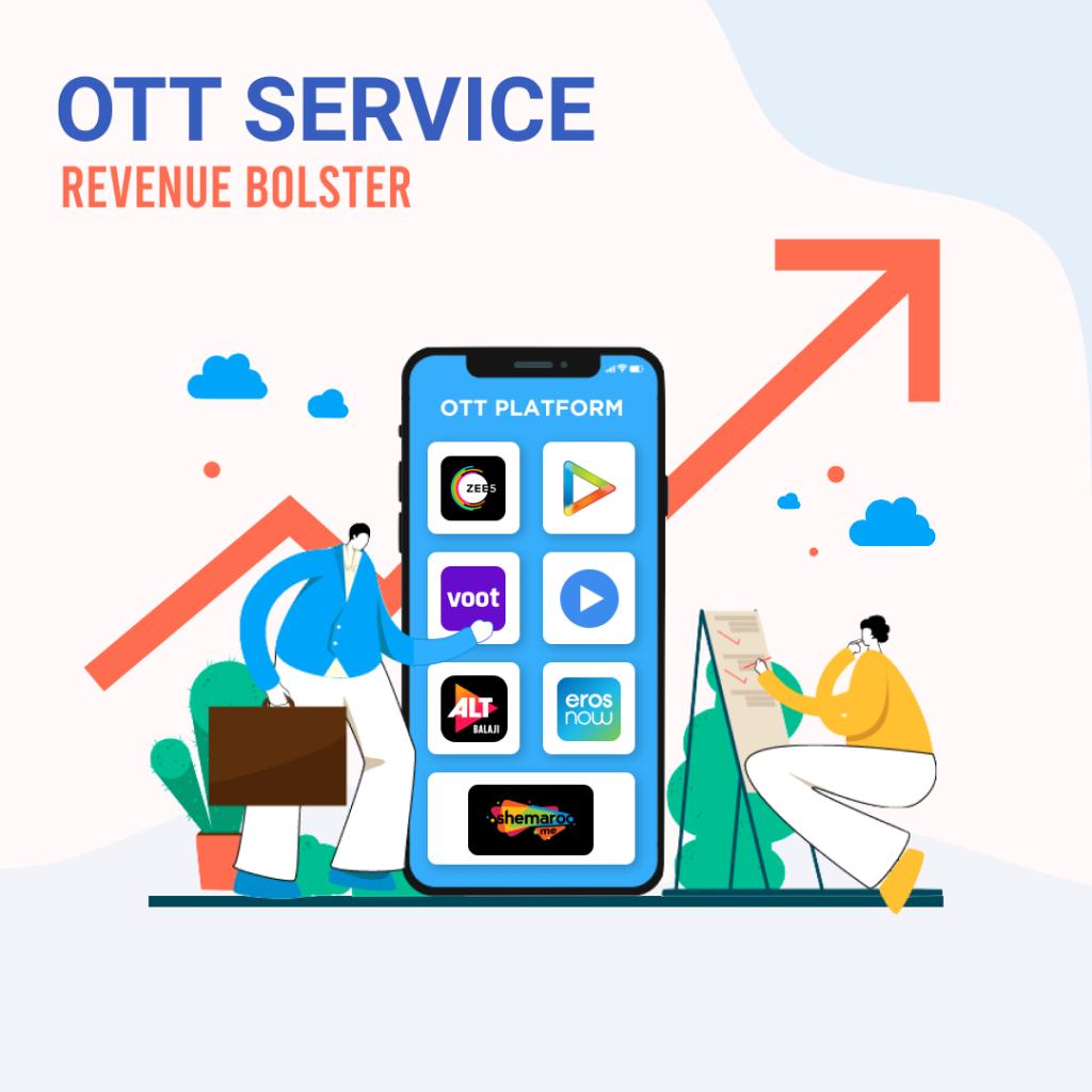 OTT Service - Revenue Bolster