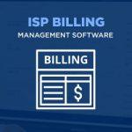ISP billing software